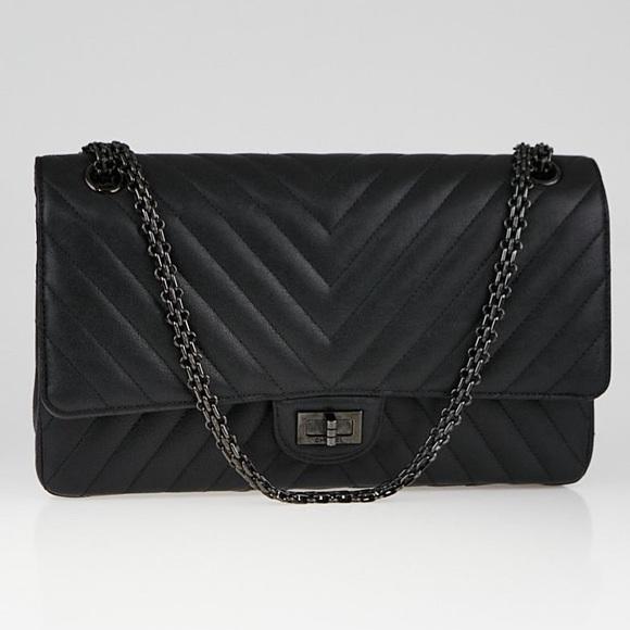 CHANEL Handbags - CHANEL Reissue Classic Chevon handbag